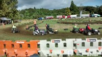 mower race